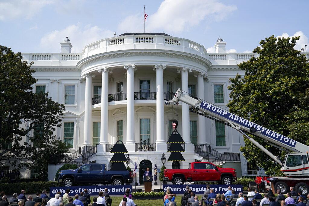 Trump won't issue national mask mandate