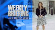 Weekly Briefing with Christina Bobb