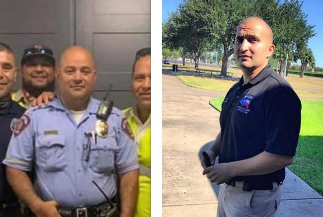 2 police officers fatally shot in Texas