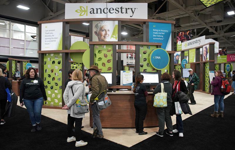 Blackstone : to Buy Ancestry.com for $4.7 Billion