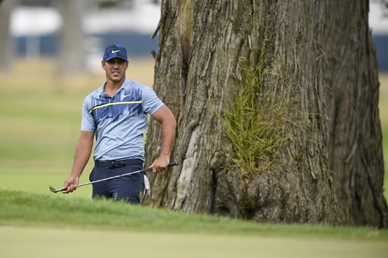 Rory McIlroy defends Dustin Johnson after Brooks Koepka's jabs at PGA Championship