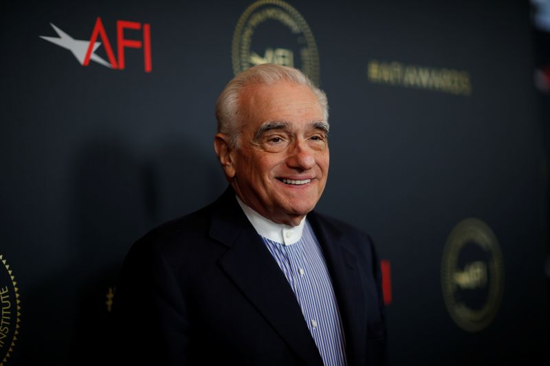 FILE PHOTO: Director Martin Scorsese attends the AFI 2019 Awards luncheon in Los Angeles