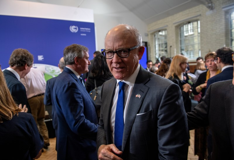 United States ambassador Woody Johnson 'made insensitive comments,' watchdog says