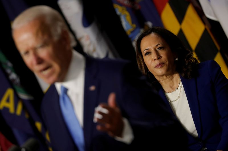 White House's Mark Meadows says he accepts Kamala Harris eligible for VP