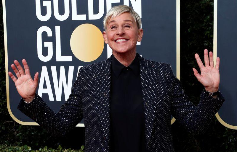 FILE PHOTO: 77th Golden Globe Awards - Arrivals - Beverly Hills, California, U.S.