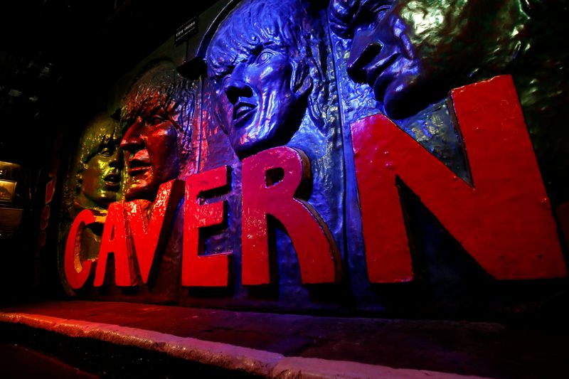 Liverpool's legendary Cavern Club under threat due to COVID-19