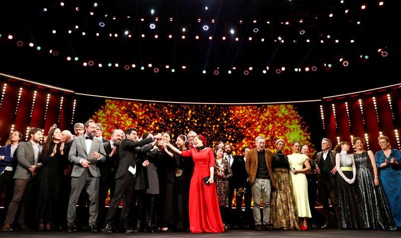 FILE PHOTO: 70th Berlinale International Film Festival in Berlin
