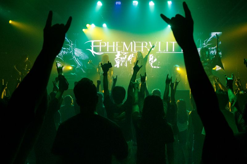 Chinese metal bands turn up the volume as livehouses reopen