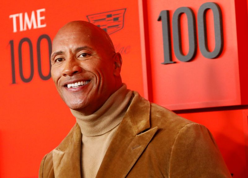 FILE PHOTO: Time celebrates its annual list of the 100 most influential people in the world, in New York