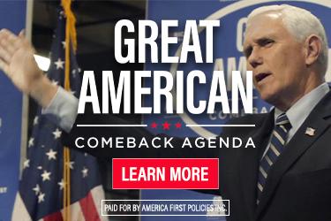 Great American Comeback Agenda