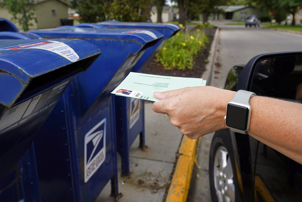 US Postal Service: House agrees election cash boost