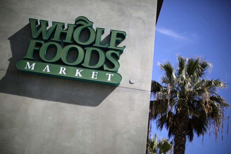 Amazon's Whole Foods Opens First Delivery-Only Store in Brooklyn