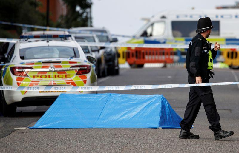 Birmingham stabbings: 'Strong response' to manhunt CCTV