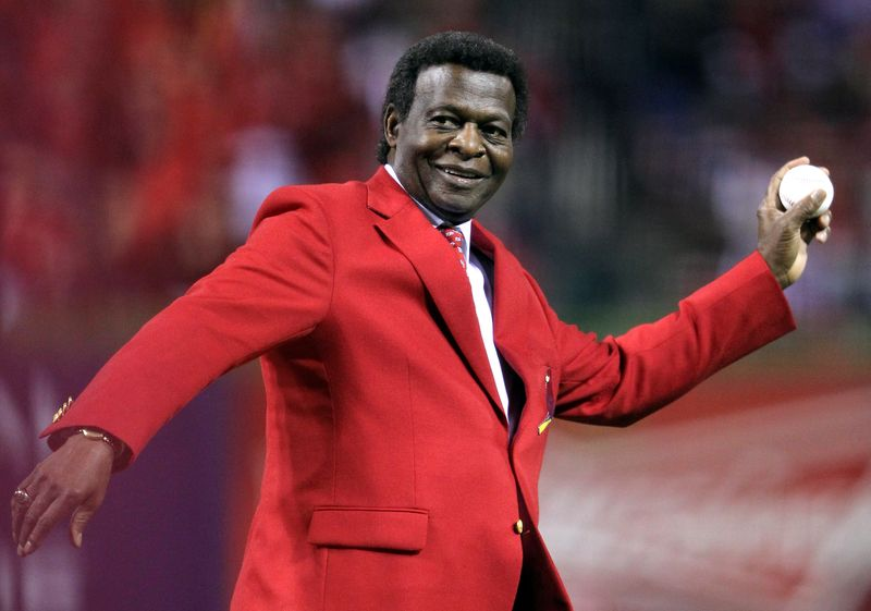Hall of Famer Lou Brock dies at 81