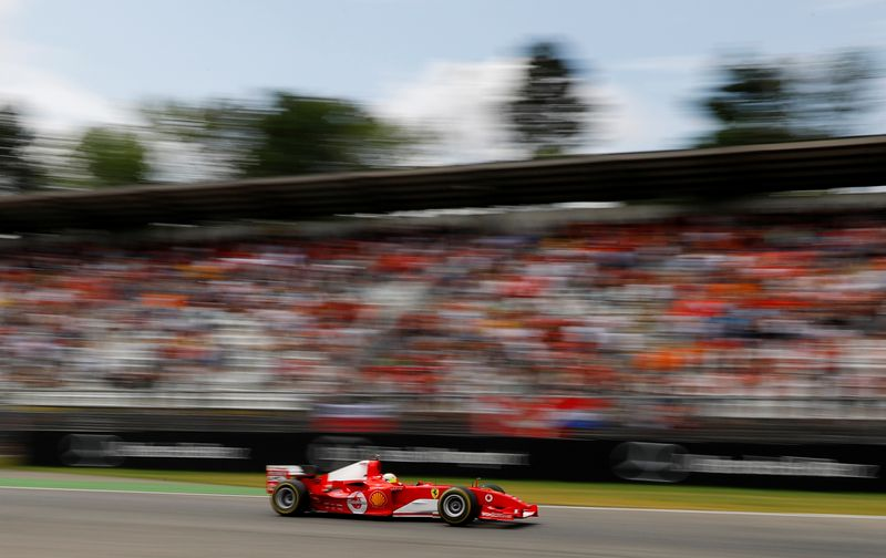 FILE PHOTO: German Grand Prix