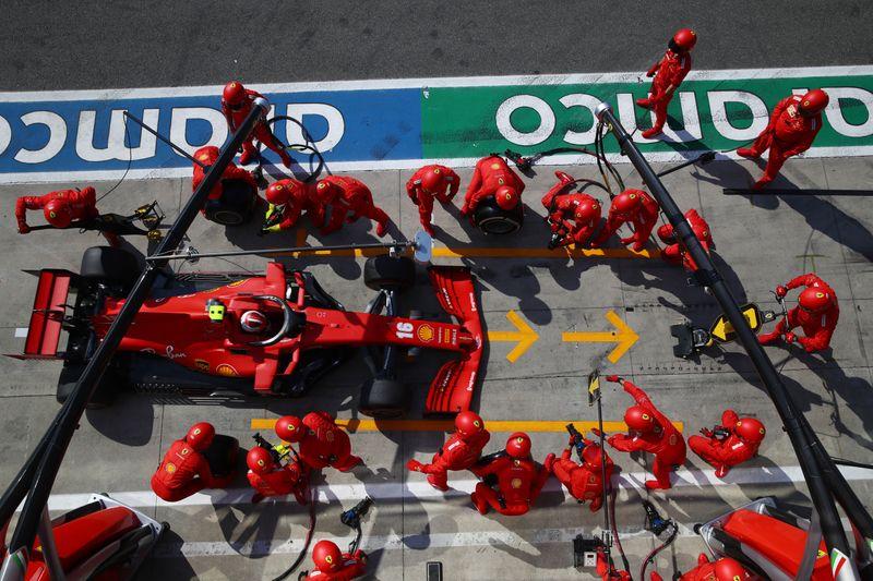 FILE PHOTO:  Italian Grand Prix