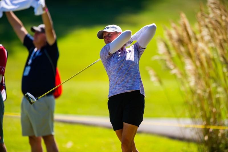 LPGA: Walmart NW Arkansas Championship - Second Round