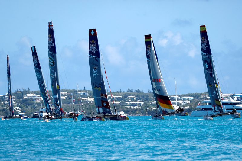 FILE PHOTO: Sailing - Youth America's Cup Finals -