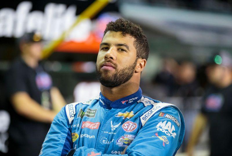 FILE PHOTO: NASCAR: Ford EcoBoost 400-Qualifying