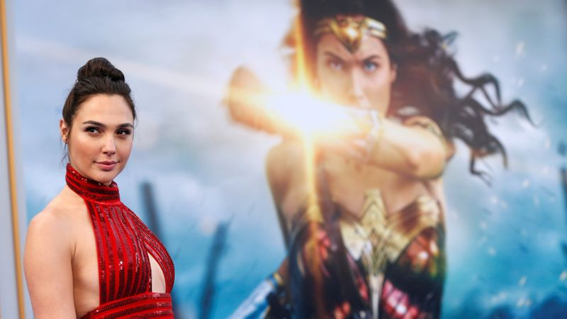 FILE PHOTO:  Cast member Gadot poses at the premiere of