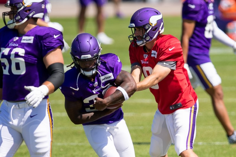 NFL: Minnesota Vikings-Training Csmp