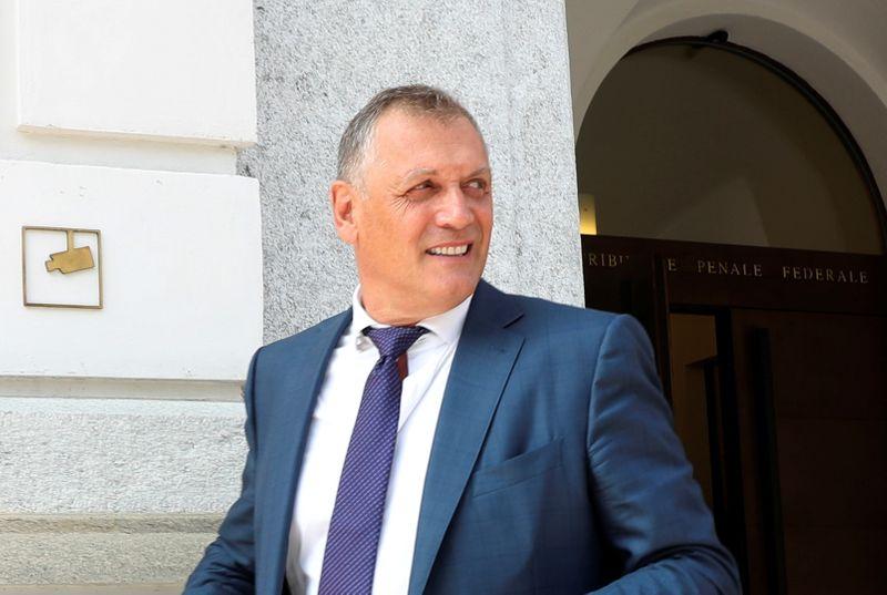 Trial of former FIFA Secretary General Valcke starts in Bellinzona