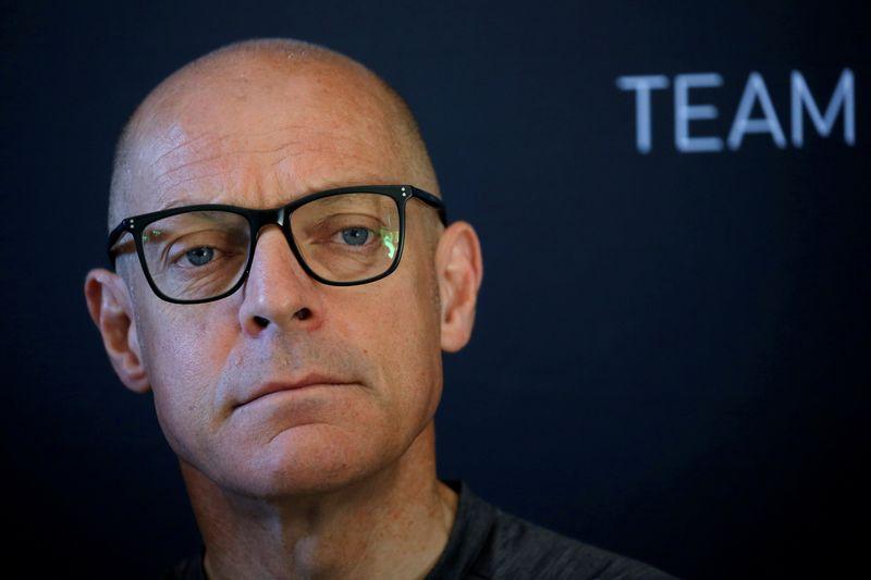 FILE PHOTO: Tour de France - Team INEOS news conference