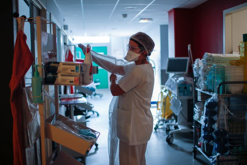 Learning lessons from the first wave: An ICU in Seine-Saint-Denis braces for coronavirus surge