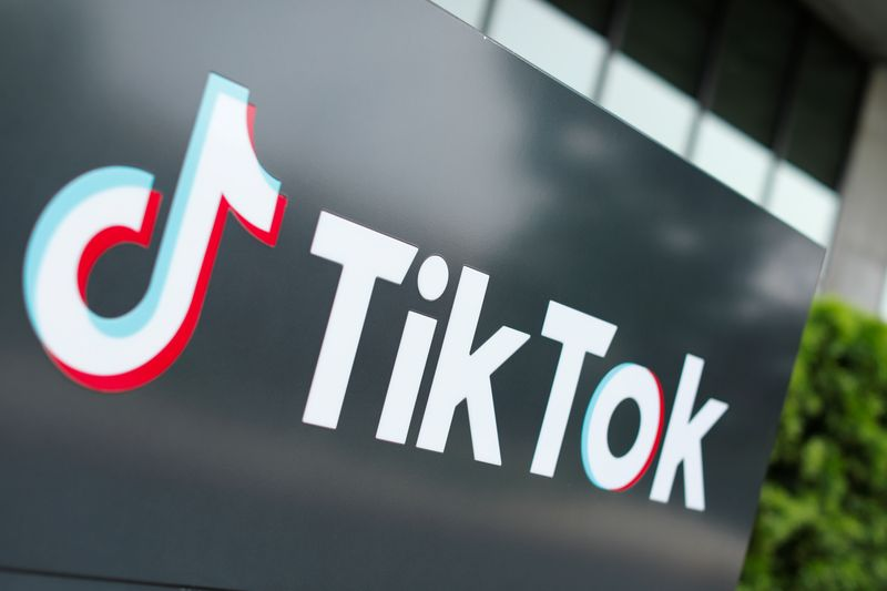 TikTok head office in United States
