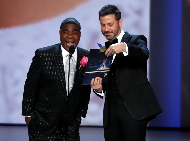 FILE PHOTO: 70th Primetime Emmy Awards - Show - Los Angeles, California, U.S.