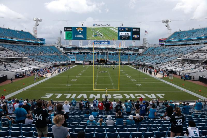 FILE PHOTO: NFL: Indianapolis Colts at Jacksonville Jaguars