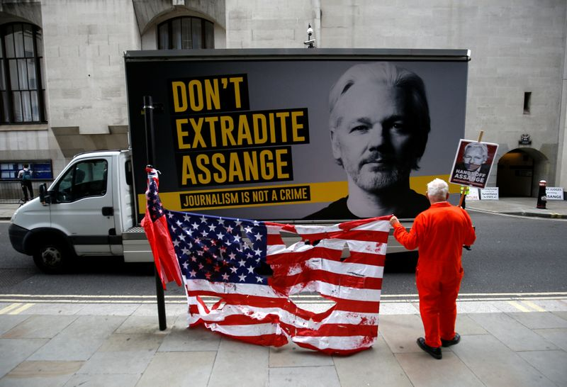 Trump ally offered to arrange Assange pardon -lawyer