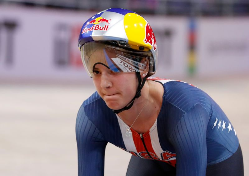 USA cyclist Chloe Dygert injured in horrific crash at road worlds