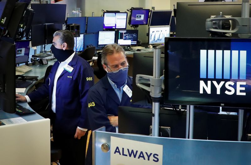 Afternoon rally lifts stocks, but fails to avoid fourth straight weekly loss