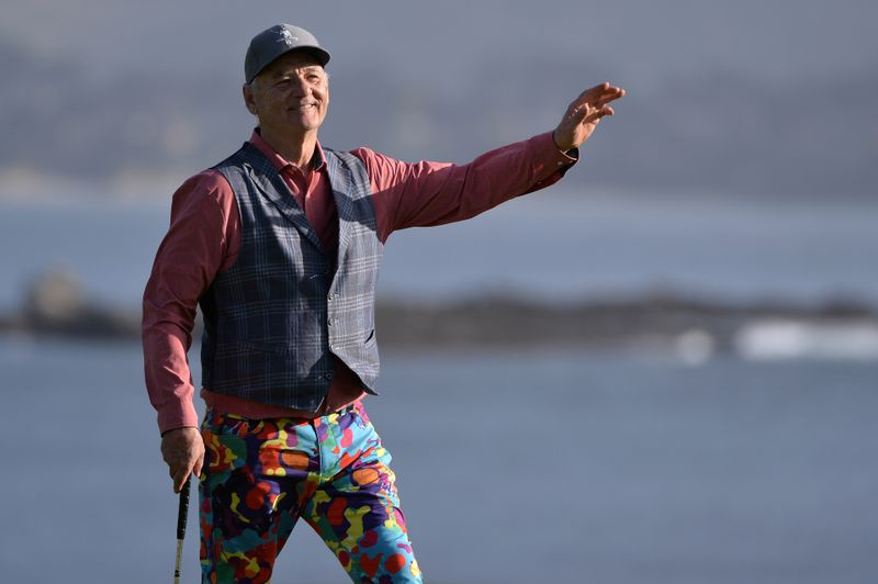 FILE PHOTO: PGA: AT&T Pebble Beach Pro-Am - Third Round