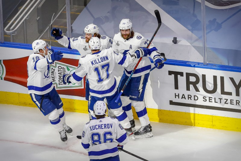Lightning rule out Stamkos for rest of Stanley Cup final