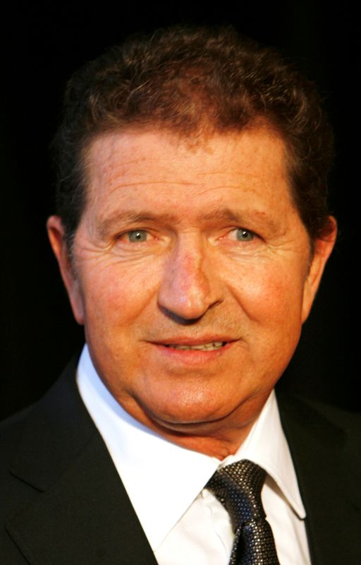 FILE PHOTO: Inductee Mac Davis arrives at the 2006 Songwriters Hall of Fame induction ceremony at the Marriott Marquis Hotel in New York