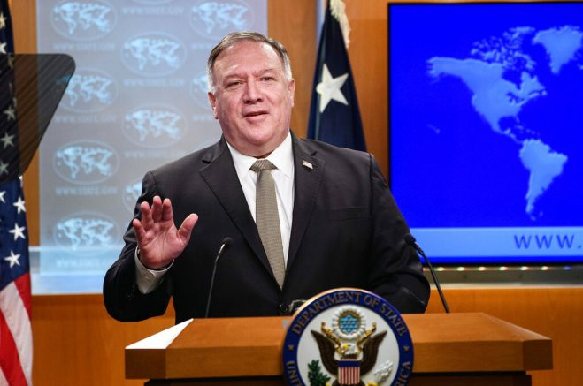 U.S. imposes new restrictions on Chinese diplomats
