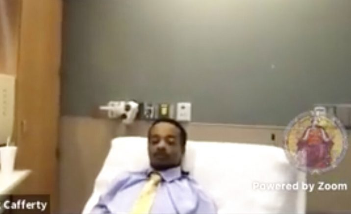 Jacob Blake Speaks Publicly For First Time Since Shooting