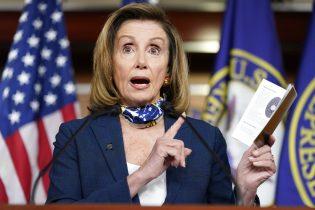Pelosi disparages 'skinny' stimulus bill as 'emaciated'