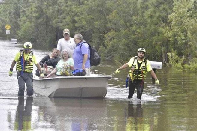 Hurricane Sally swamps US Gulf Coast with flooding and torrential rain