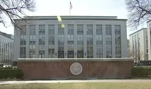 Northeastern University dismisses 11 students for violating COVID rules