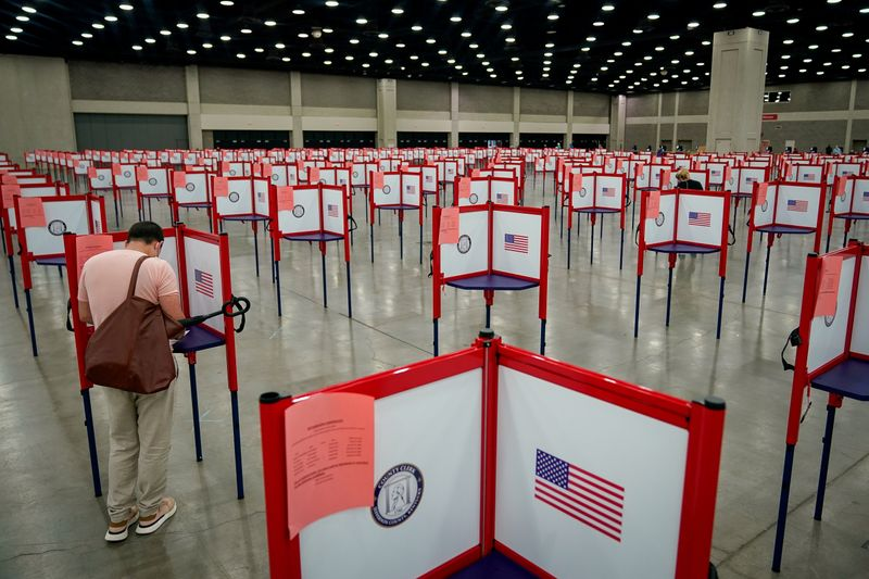 FILE PHOTO: Primary Election Day in Louisville