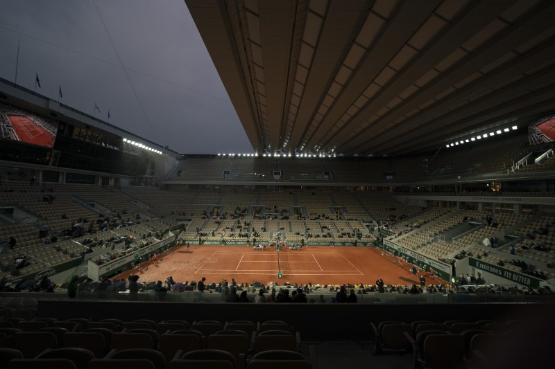 FILE PHOTO: Tennis: French Open