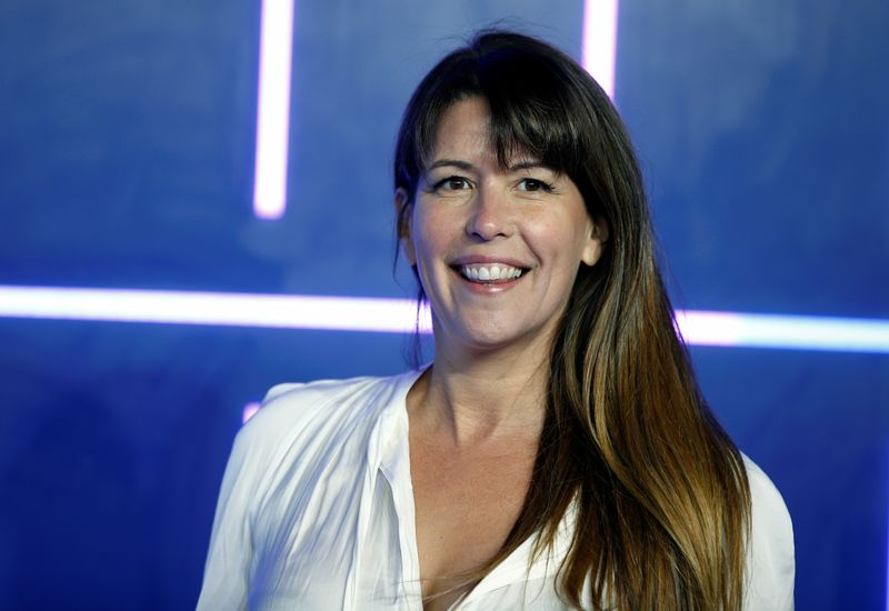 FILE PHOTO: Patty Jenkins attends the European Premiere of Ready Player One in London