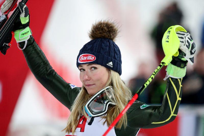 FILE PHOTO: FIS Ski World Cup - Women's Slalom
