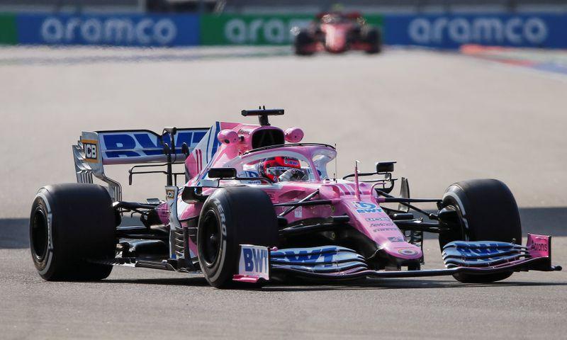 FILE PHOTO: Russian Grand Prix