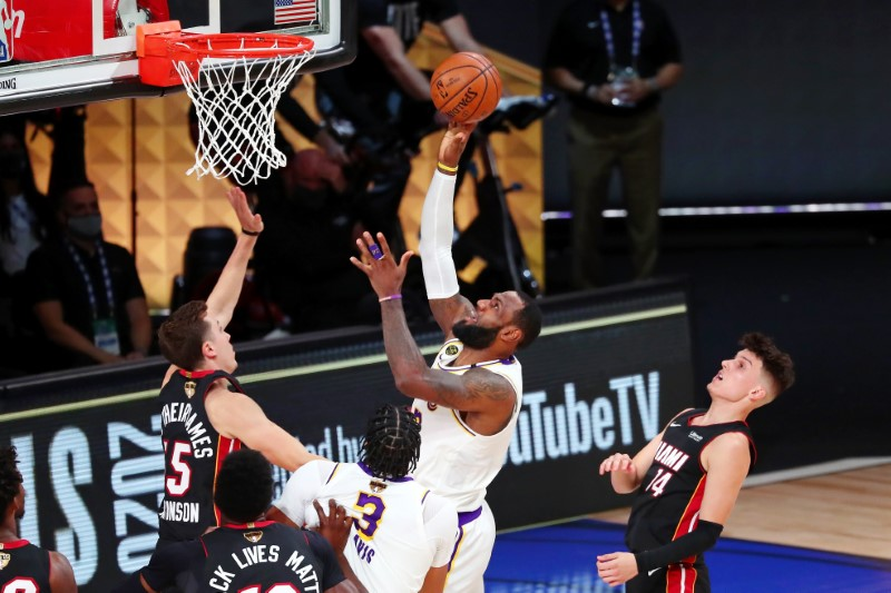 NBA: Finals-Los Angeles Lakers at Miami Heat