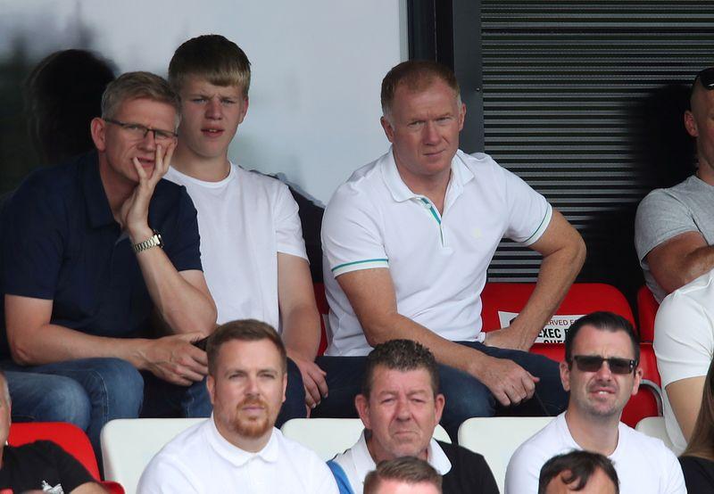 FILE PHOTO: League Two - Salford City v Stevenage