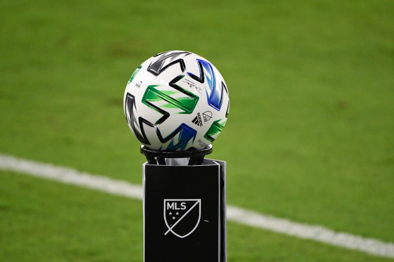 FILE PHOTO: MLS: Portland Timbers at Los Angeles FC